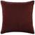 Kissen Malea ca.45x45cm in Rot - Rot, MODERN, Textil (45/45cm) - Bessagi Home