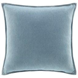 Kissen Tessa 40x40cm - Blau, MODERN, Textil (40/40cm) - Modern Living