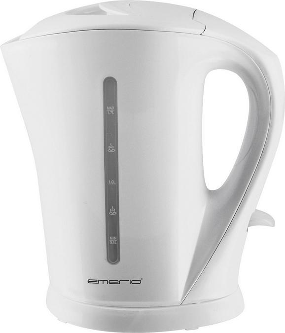 Wasserkocher Noah Weiß - Weiß, Kunststoff (23/11,5/23cm)