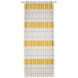 Fertigvorhang Anita Jade 140x245cm - Gelb, KONVENTIONELL, Textil (140/245cm) - Mömax modern living