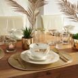 Jedilni Pribor Beverly - zlata, Trendi, kovina - Premium Living