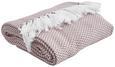 Tagesdecke Zac Grau ca. 140x200cm - Grau, Textil (140/200cm) - Mömax modern living