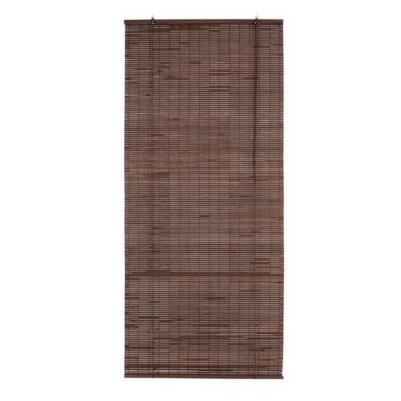 rollo woody in braun ca 80x180cm online kaufen m max. Black Bedroom Furniture Sets. Home Design Ideas