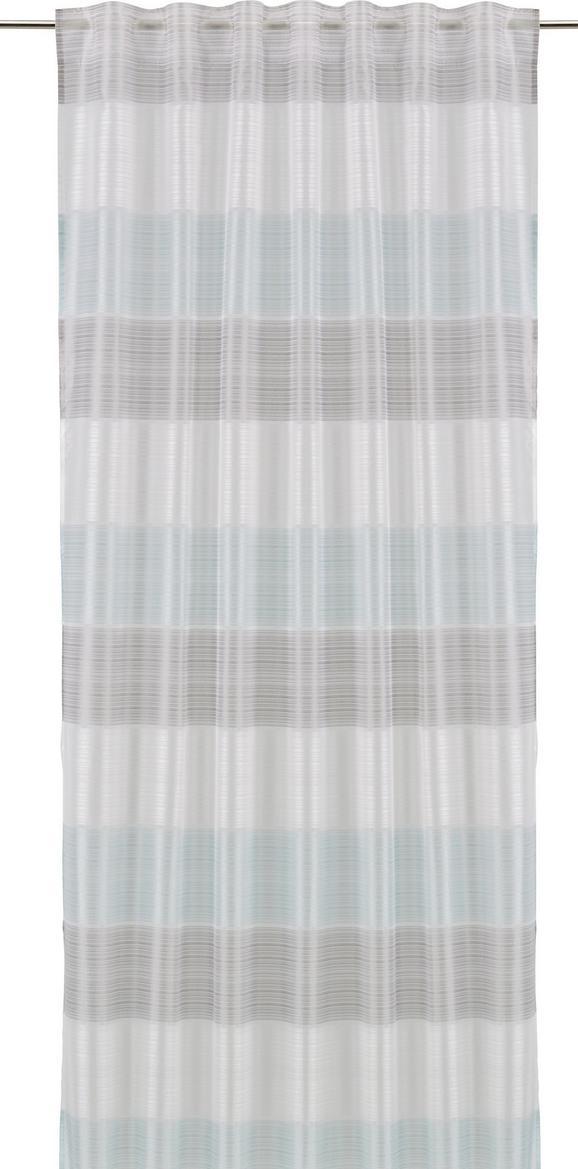 Končana Zavesa Filippo -top- - zelena, Konvencionalno, tekstil (140/245cm) - Mömax modern living