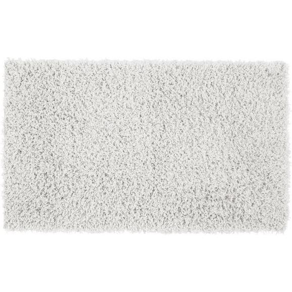 Hochflorteppich Bono in Weiß ca. 120x175cm - Weiß, Textil (120/175cm) - Mömax modern living