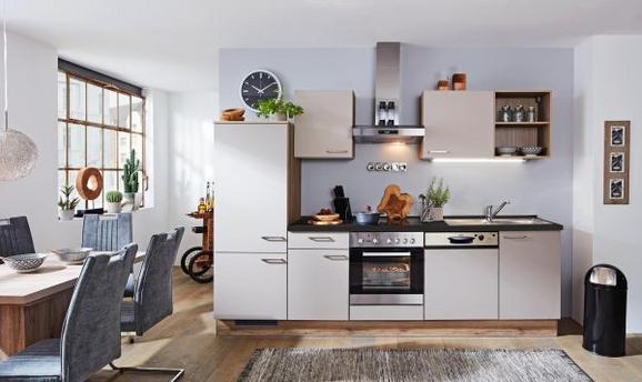 Küchenblock pn80 fango fango 280cm