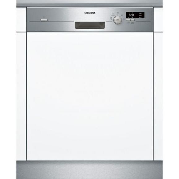 Geschirrspüler SN515S00AE - Edelstahlfarben/Weiß (59,8/81,5/57,3cm) - Siemens