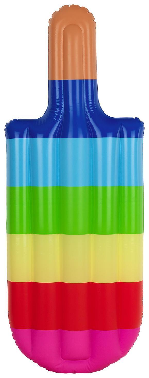 Luftmatratze Lolly in Bunt ca. 72x180cm - Multicolor, Kunststoff (72/180cm) - Mömax modern living