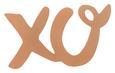 Stenska Dekoracija Lovelyn - baker, kovina (11,4/10,5/1,4cm)