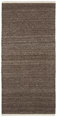 Handwebteppich Charlie Braun, ca. 67x130cm - Braun, Textil (67/130cm) - Mömax modern living