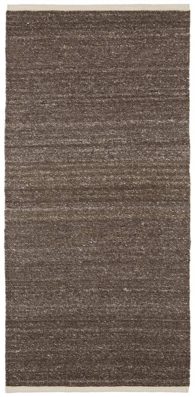 Handwebteppich Charlie in Braun, ca. 67x130cm - Braun, Textil (67/130cm) - MÖMAX modern living
