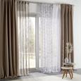 Draperie Opacă Riccardo - nisipiu, Modern, textil (140/245cm) - Premium Living