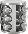 Set Začimb Diana - nerjaveče jeklo, kovina/steklo (17/19,8cm) - Mömax modern living
