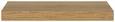 Wandboard Eichefarben - Eichefarben, Holz (50/4.4/24cm)
