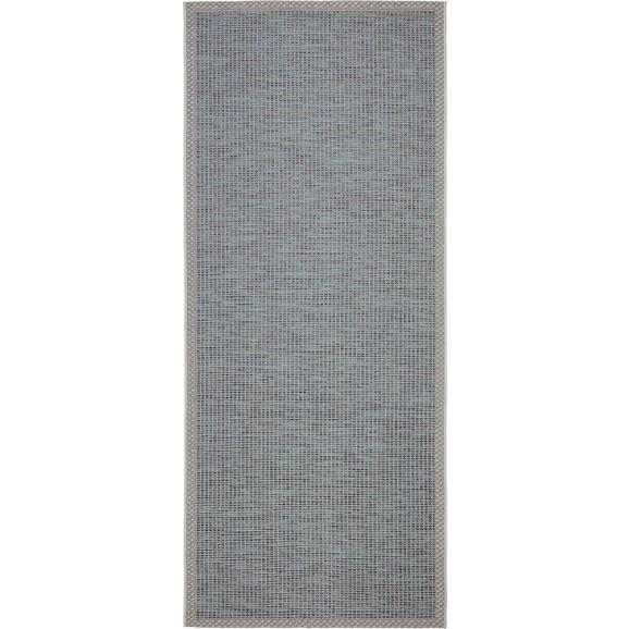 Síkszövött Szőnyeg Jan - Kék, modern, Textil (80/200cm) - Mömax modern living