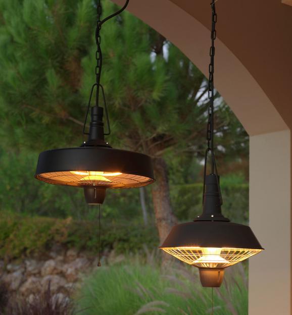 Zunanji Grelnik Heater 2 - črna, Moderno, kovina (47,5/47,5/47,5cm) - Mömax modern living