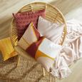 Zierkissen Honey Vibes ca. 40x60cm - Beere/Gelb, MODERN, Textil (40/60cm) - Mömax modern living