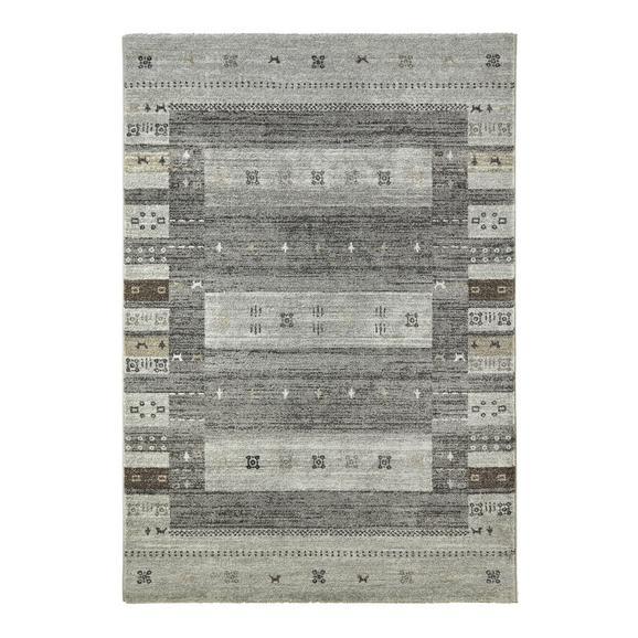 Webteppich Montana 2 ca. 120x170cm - Grau, Textil (120/170cm) - Mömax modern living