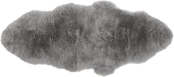 XXL Schaffell Mona 150x65 cm - Grau, MODERN (150/65cm) - MÖMAX modern living