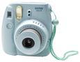 Polaroidni Fotoaparat Lilly - svetlo modra, umetna masa (11,5/12,5/6,5cm) - Mömax modern living