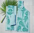 Predpasnik Lenara - zelena, tekstil (60/90cm) - Mömax modern living