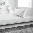 Jastuk Prošiveni Zirbe - bijela, Natur, tekstil (40/80cm) - Nadana