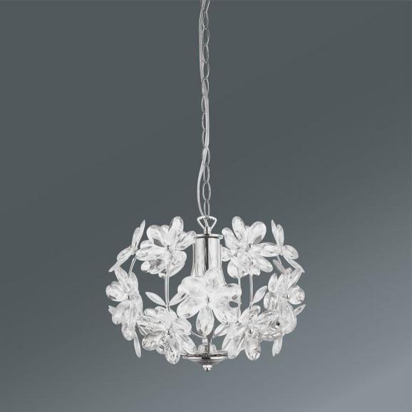 Viseča Svetilka Luise - Romantika, kovina (34/88cm) - Mömax modern living