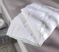 Kassettendecke Modern, ca. 135-140x200cm - Weiß, Textil (135/200cm) - Nadana