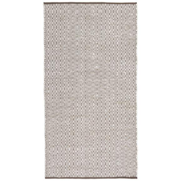 Ročno Tkana Preproga Carmen 2 - siva, tekstil (80/150cm) - Mömax modern living