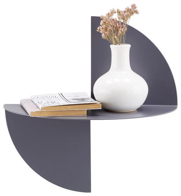 Wandregal metall modern  Wandregal Grau aus Metall online kaufen ➤ mömax
