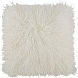 Okrasna Blazina Shaun - bela, tekstil (40/40cm) - Premium Living