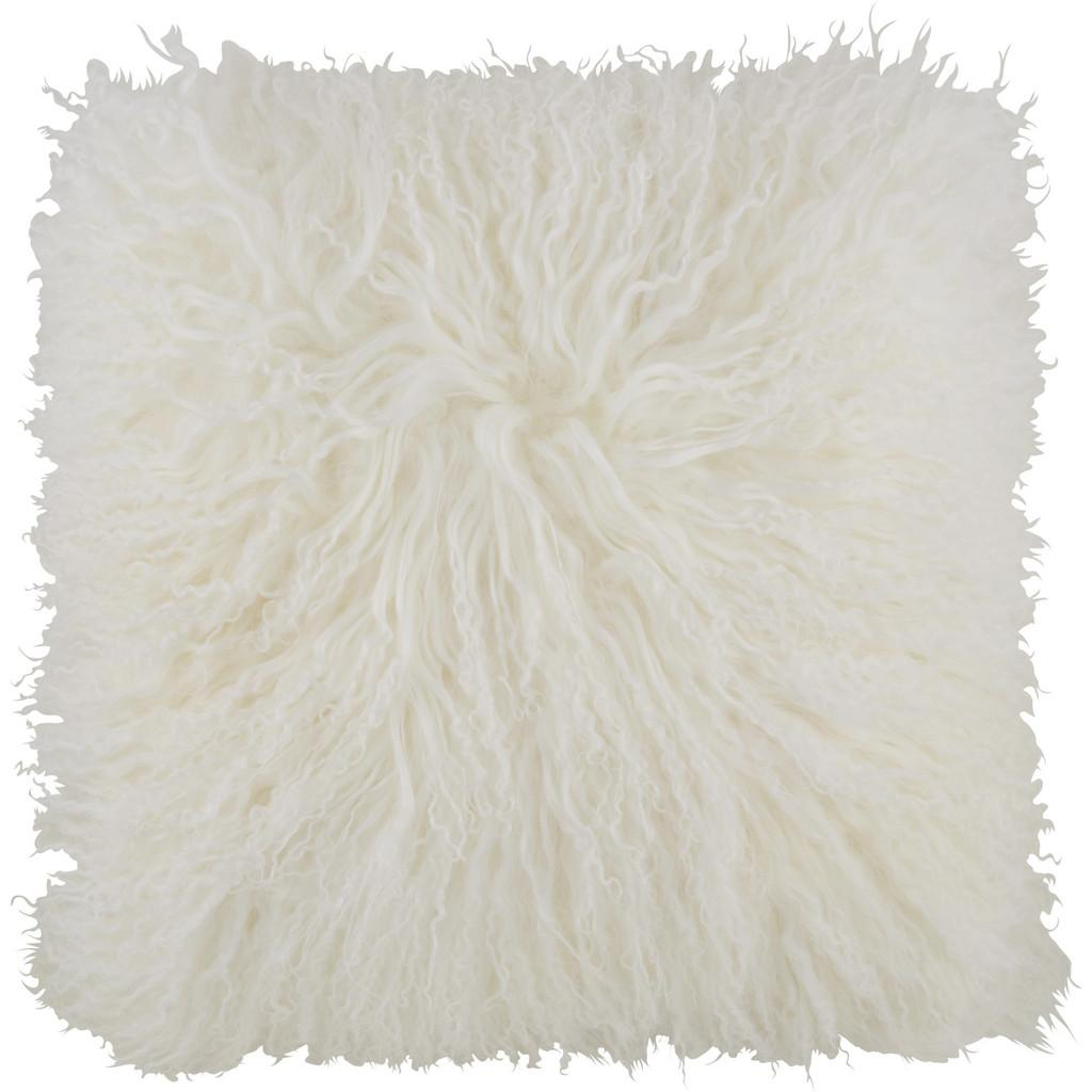 Zierkissen Shaun Weiß 40x40cm