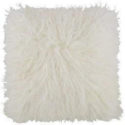 Zierkissen Shaun Weiß 40x40cm - Weiß, Textil (40/40cm) - Premium Living