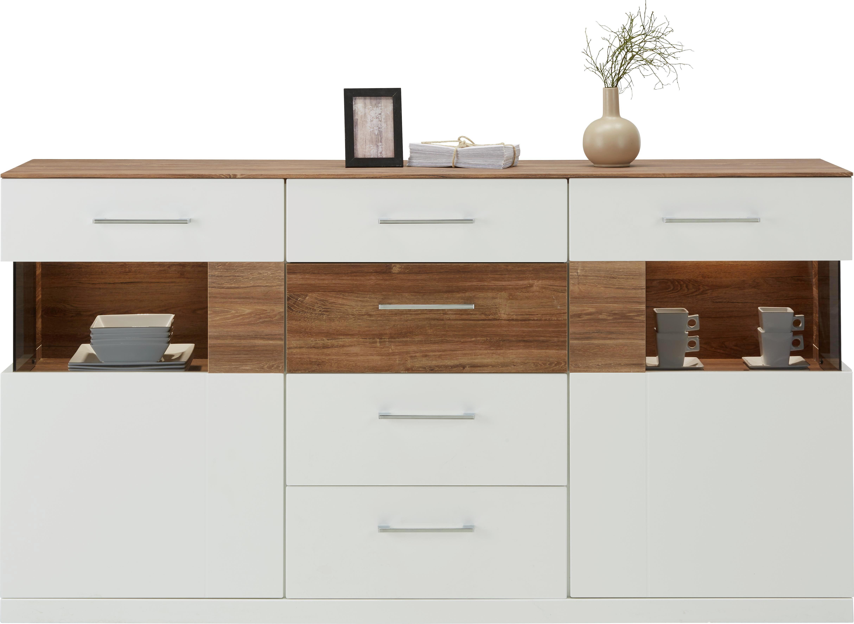 Sideboard in Weiß Hochglanz online kaufen mömax