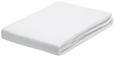 Matratzenauflage Weiß, ca. 100x200cm - Weiß, Textil (100/200cm) - Mömax modern living