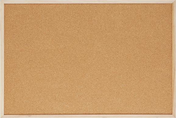 Pinnwand Cora in Braun aus Holz/kork - Braun, Holz (30/45/1cm) - MÖMAX modern living