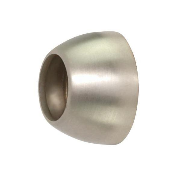 Wandlager Combi aus Metall - Edelstahlfarben, Metall (1/1/1cm) - Mömax modern living