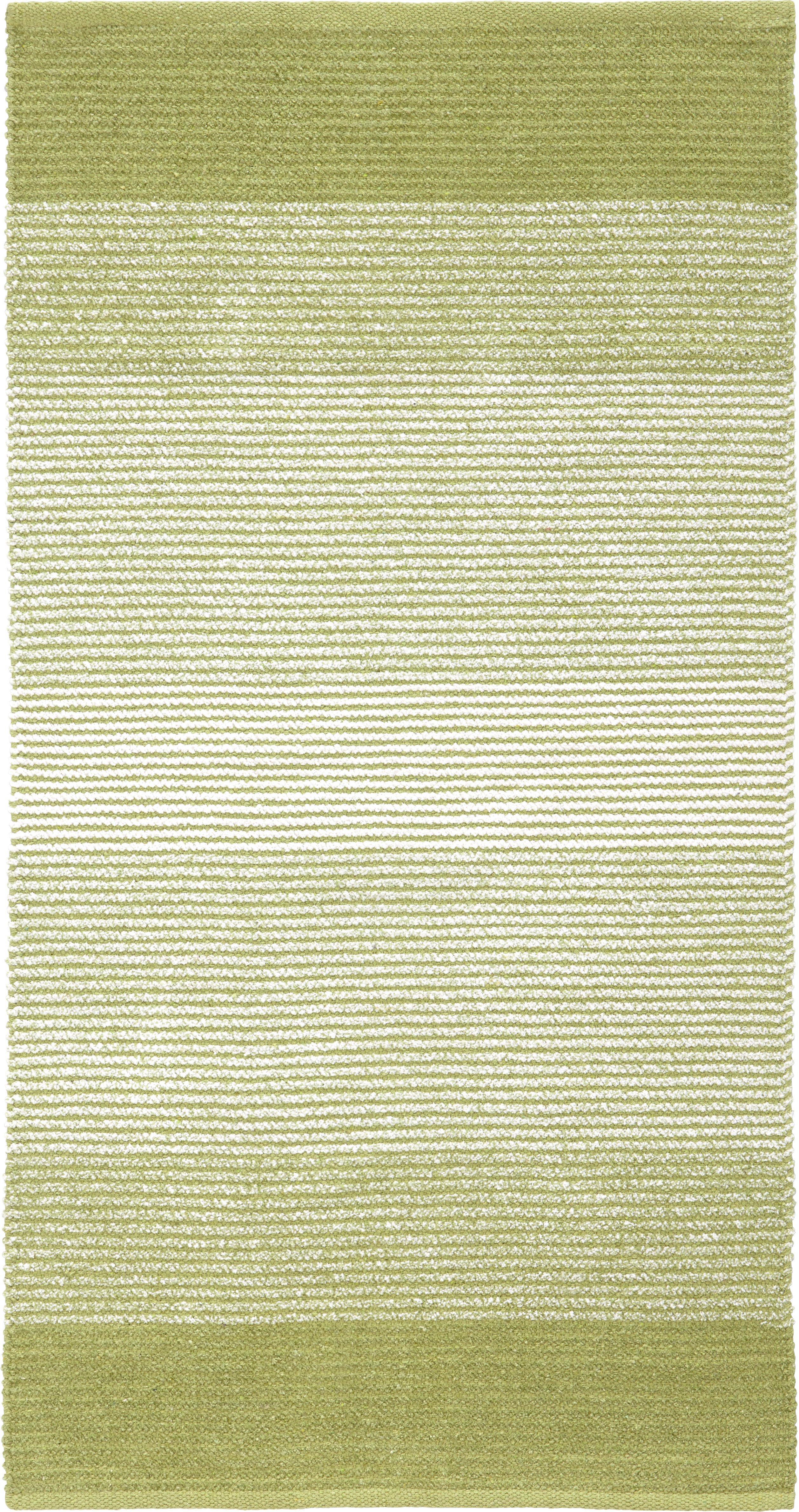 Fleckerlteppich Malto - Grün, MODERN, Textil (70/140cm) - MÖMAX modern living