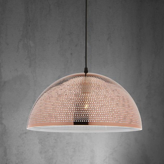 Hängeleuchte Ruben - Kupferfarben, MODERN, Metall (40/120cm) - MÖMAX modern living