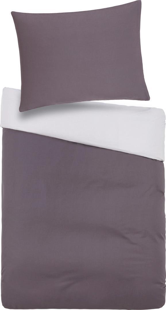 Bettwäsche Belinda, ca. 140x200cm - Hellgrau/Grau, Textil (140/200cm) - premium living
