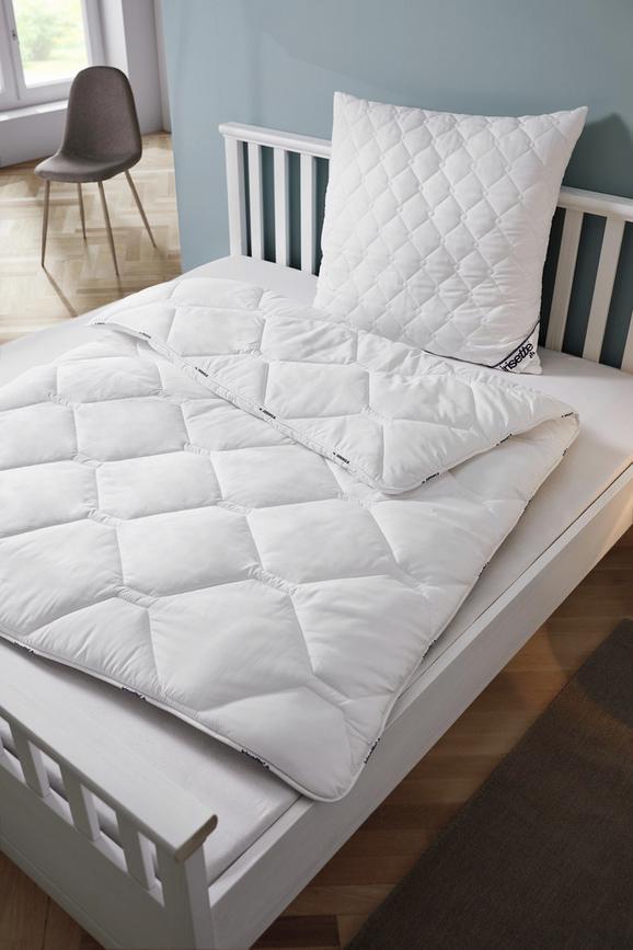 Betten Set Irisette 135x200/80x80cm - Weiß, KONVENTIONELL, Textil (80/80cm) - Irisette