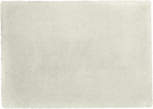 Shaggy Stefan Weiß 160x230cm - Weiß, MODERN (160/230cm) - Mömax modern living