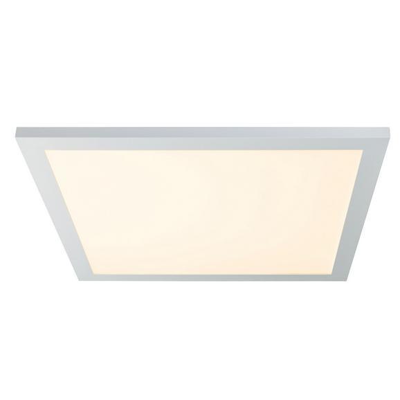 LED-Deckenleuchte Rosi max. 30 Watt - Weiß, Kunststoff/Metall (45/45/4,5cm)