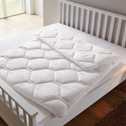 Steppbett Irisette Duo 135x200cm - Weiß, KONVENTIONELL, Textil (135 x 200cm) - IRISETTE