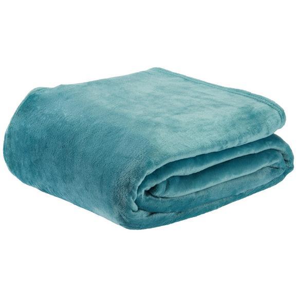 Mehka Odeja Michael Xxl -top- - meta zelena, tekstil (220/240cm) - Mömax modern living
