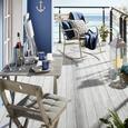 Sedežna Blazina Anita -ext- - svetlo siva, tekstil (40/40/4cm) - Mömax modern living