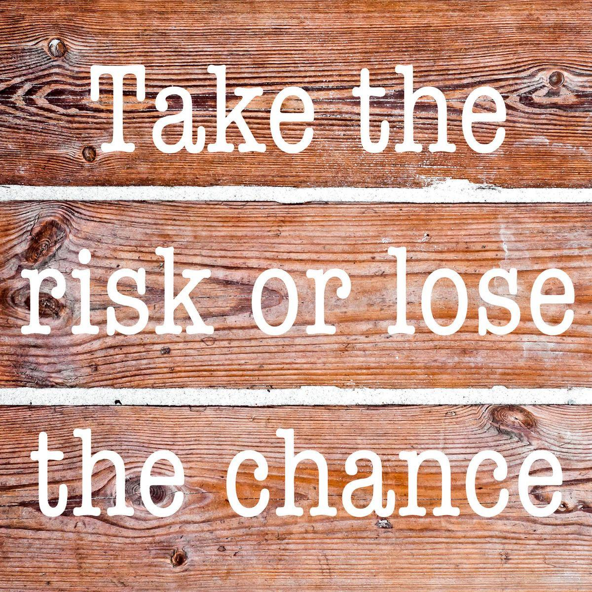 Glasbild Risk, ca. 20x20x1,70cm - Braun, KONVENTIONELL, Glas (20/20/1,70cm)