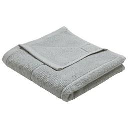 Handtuch Anna Silberfarben - Silberfarben, Textil (50/100cm) - Mömax modern living