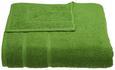 Duschtuch Melanie Grün - Grün, Textil (70/140cm) - Mömax modern living