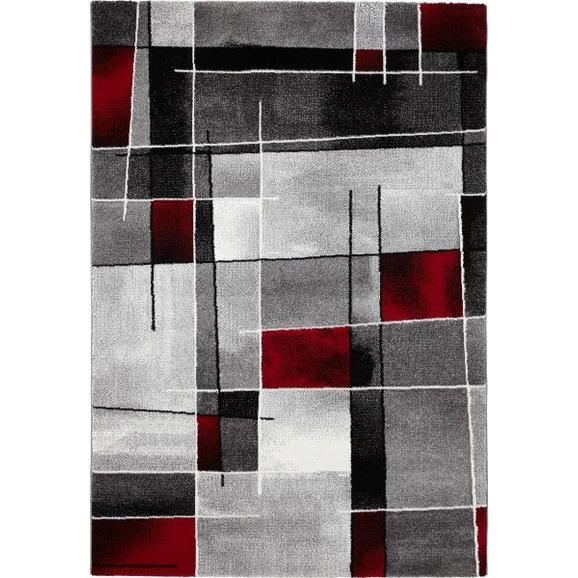 Tkana Preproga Ibiza 2 - rdeča, Konvencionalno, tekstil (120/170cm) - Mömax modern living